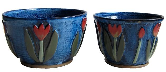 GB Blue Bowls
